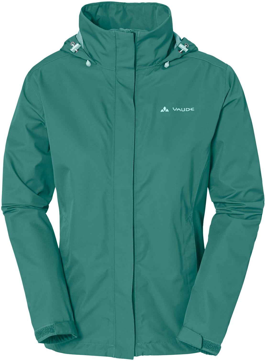 promo code 77492 02c6d VAUDE Escape Light Jacket Women nickel green